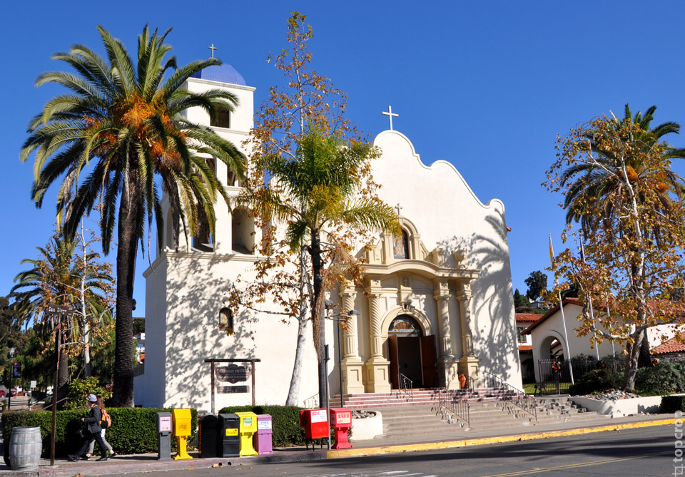 The Church of the Immaculate Conception