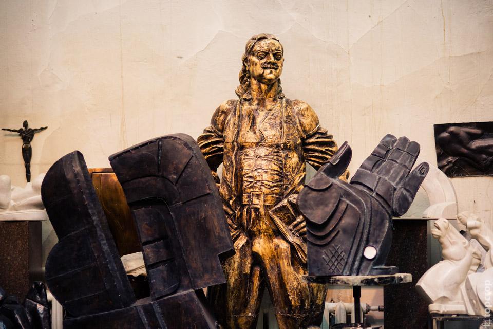 Скульптура Георгия Франгуляна