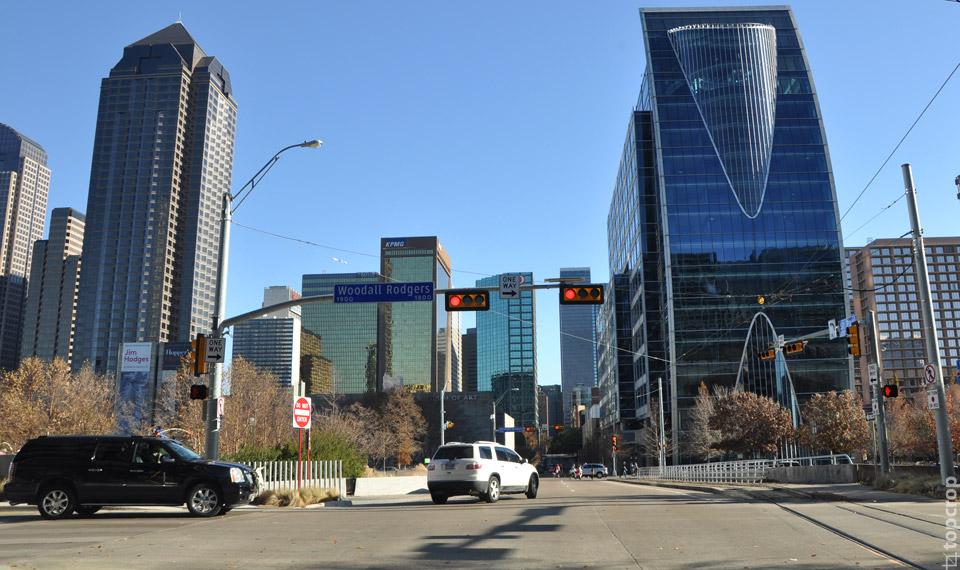 Улицы Далласа