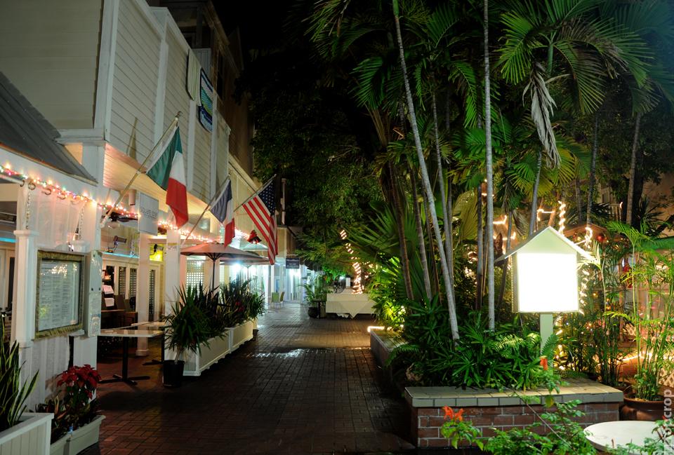 Улочка на Key West