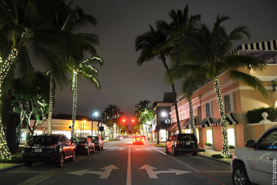 Палм-Бич (Palm Beach), Florida