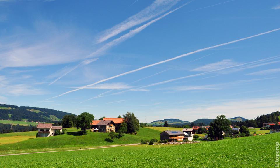 Австрийский пейзаж