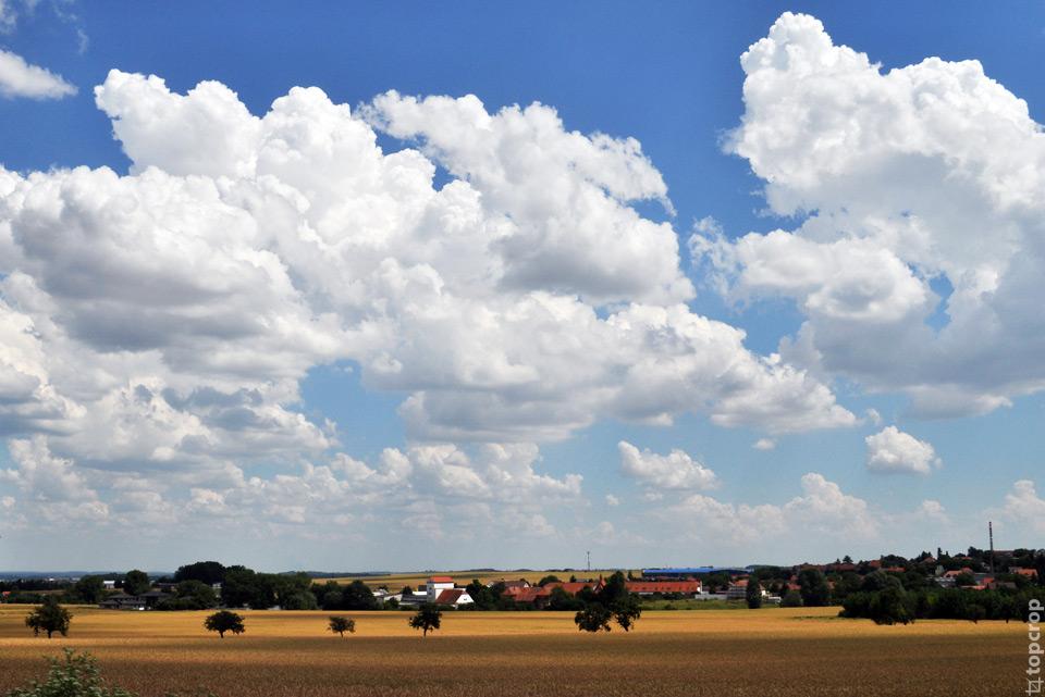 Немецкий пейзаж