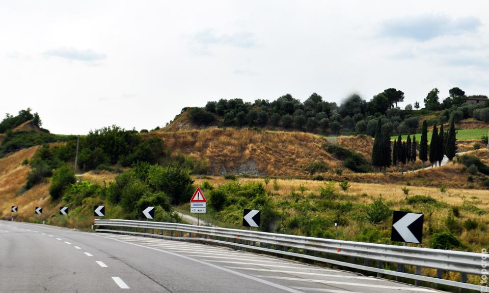 Итальянская дорога