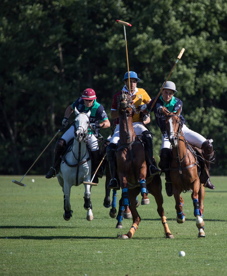 Oxbridge VS Tseleevo Golf & PoloClub match