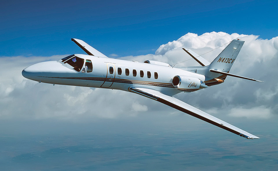Реактивный самолет Citation Ultra