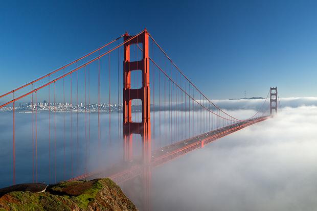 Холмы Сан-Франциско