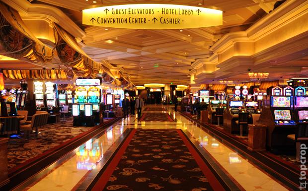 Казино в Белладжио (Casino Bellagio)