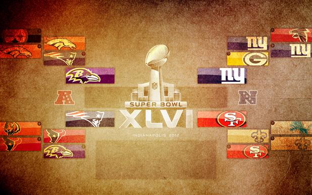 Плей офф суперкубка НФЛ (NFL)