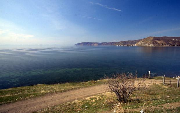 Озеро Байкал, Россиия