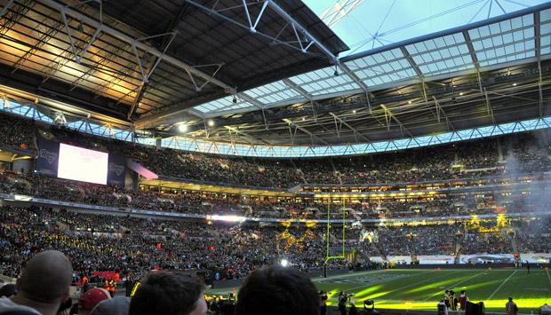 Чемпионат NFL (НФЛ) в Лондоне 2012
