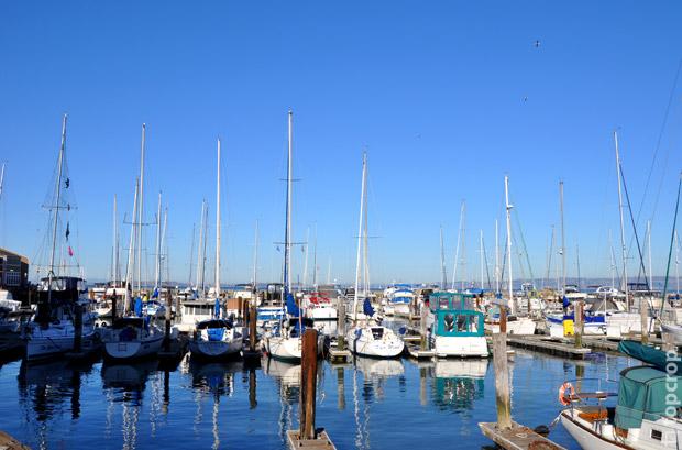 яхты в Сан-франциско, yachts San-Francisco