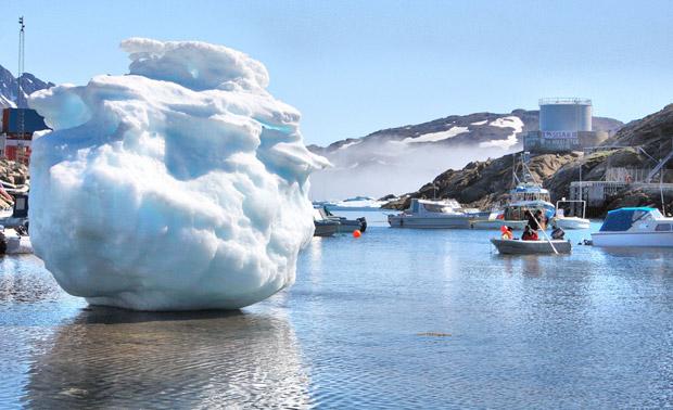 Greenland, Tassiilaq Marina
