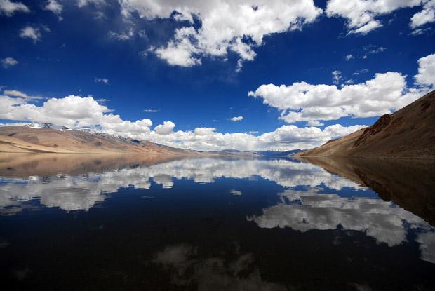 Озеро Цо Морири (Tso Moriri Lake, India) Индия
