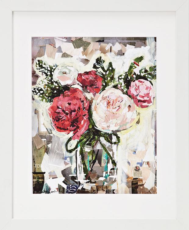 Постер с цветами - универсальный подарок