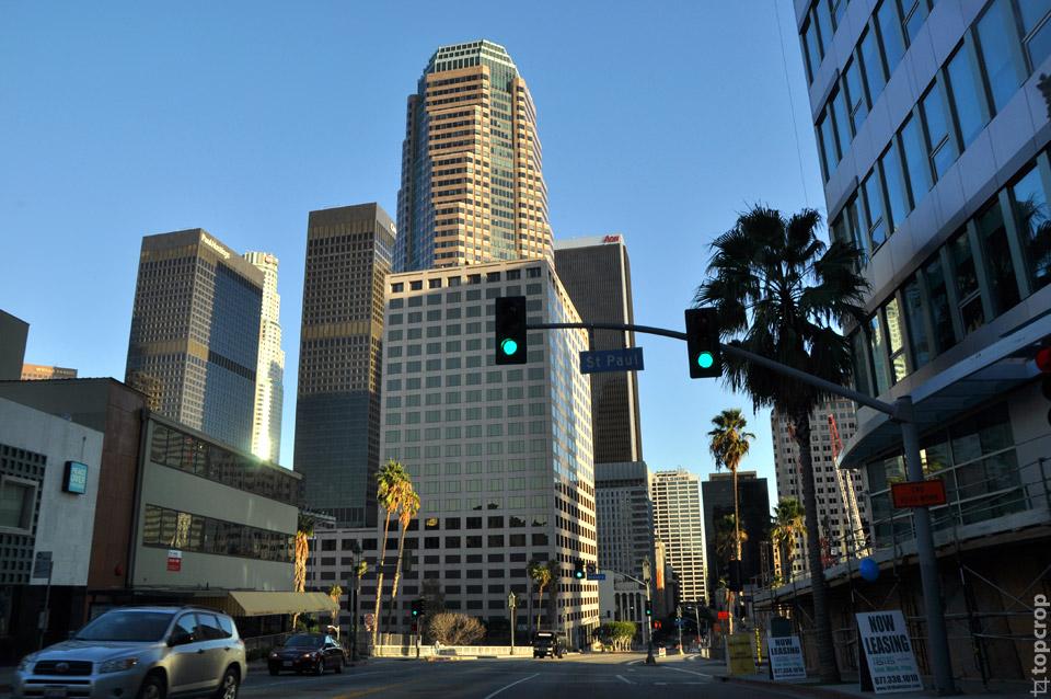 Высотки Лос-Анджелеса (Los Angeles)