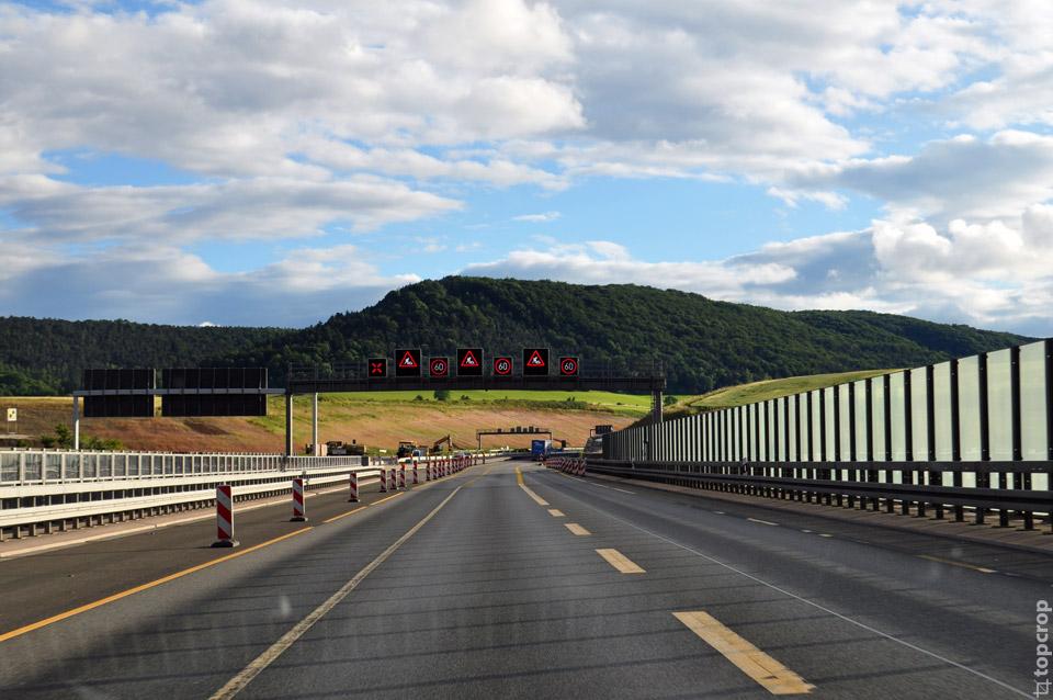 Европейская дорога