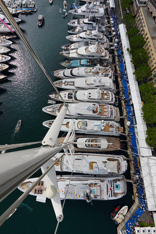 YC Monaco Marina