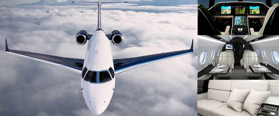Legacy 450, Embraer