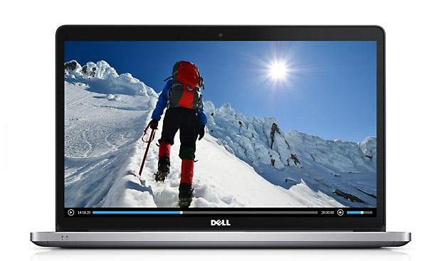 Ноутбук с процессорам Intel® Core™ четвертого поколения