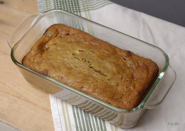 Бананово-яблочный хлеб,  гавайская кухня, блюда