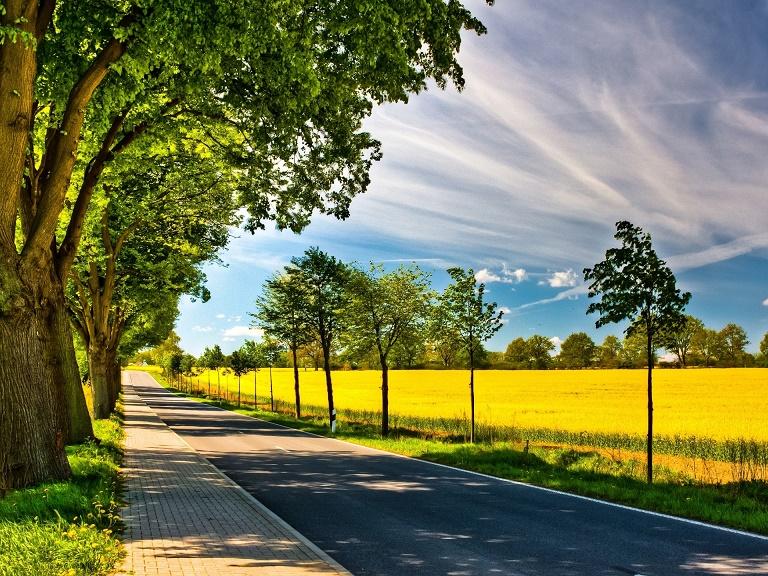Английская дорога