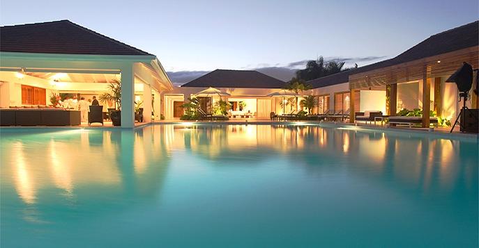Вилла Vogue, Casa De Campo, Доминиканская республика, гольф, путешествия