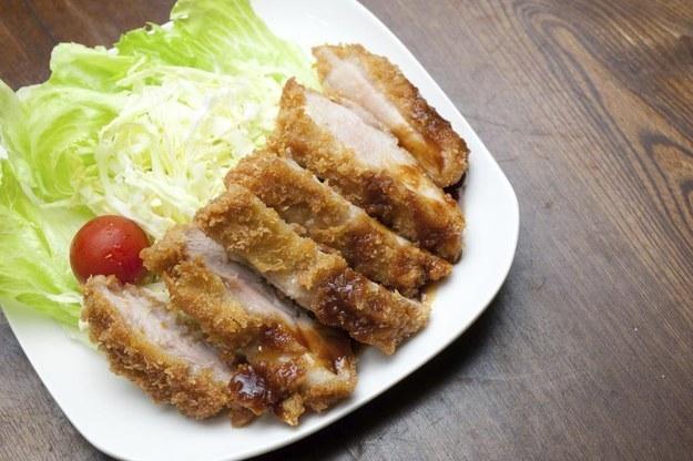 Куриные Кацу,  гавайская кухня, блюда