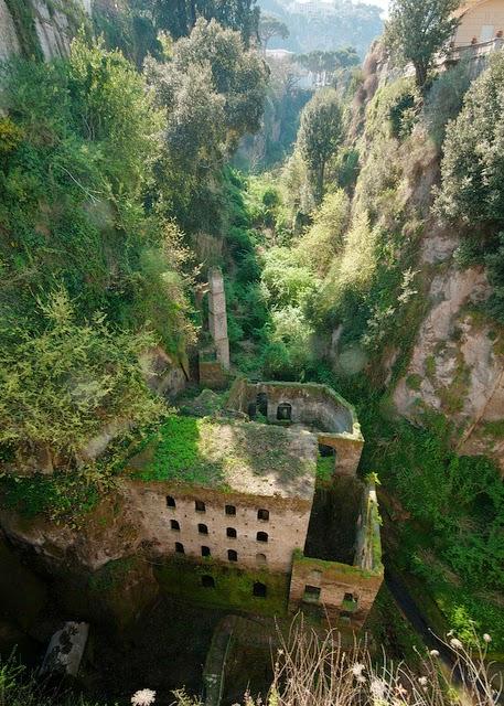 мельница, Италия