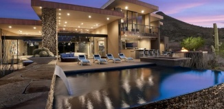 Award-Winning Modern Luxury Home in Arizona: The Sefcovic Residence