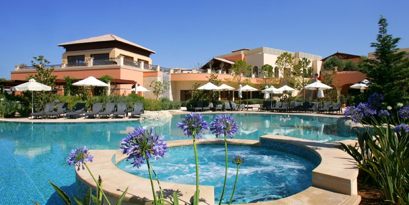 Inter Continental Aphrodite Hills Resort, Cyprus