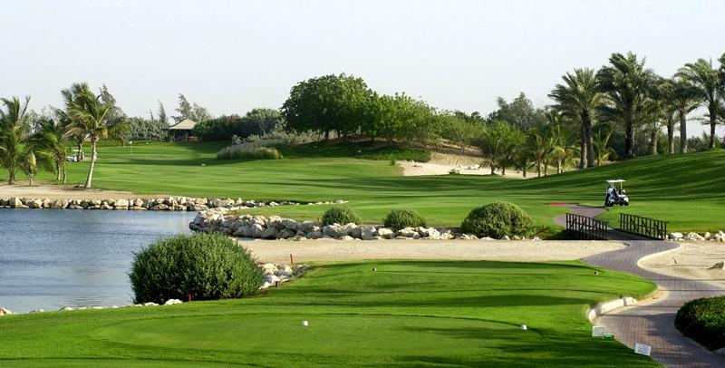 Jebel Ali Hotel and Golf Resort, Дубай, ОАЭ, гольф, путешествия