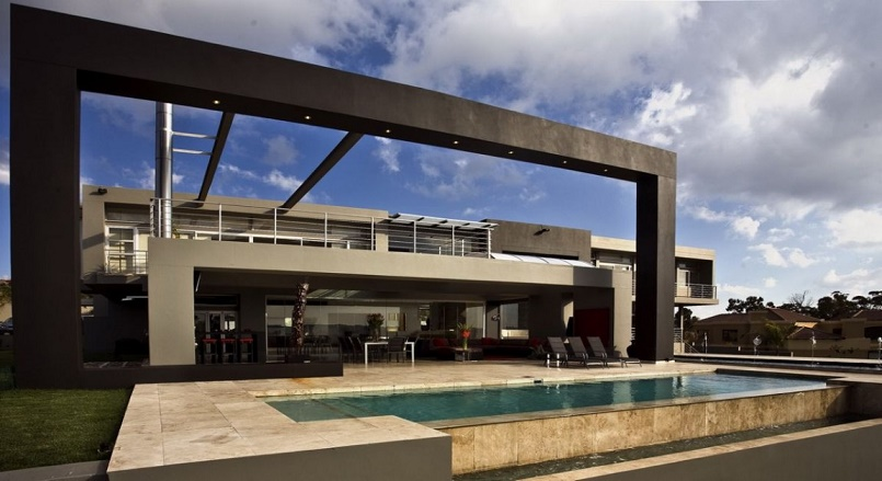 Joc House, г. Йоханнесбург, ЮАР