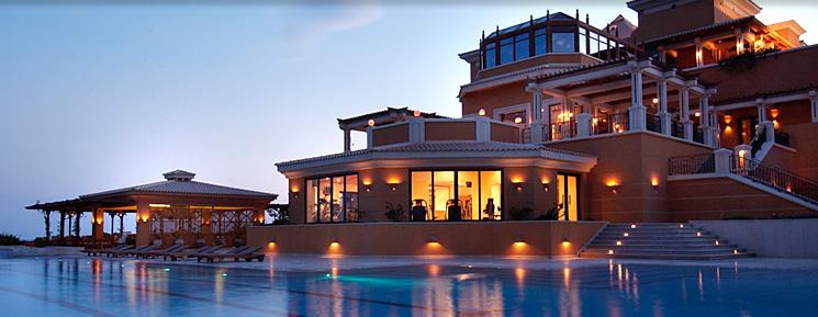 La Residence des Cascades, Сома Бэй, Египет, отель, гольф, путешествия