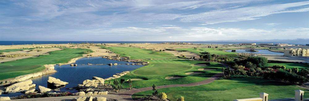 La Residence des Cascades, Сома Бэй, Египет, гольф, отель, путешествия