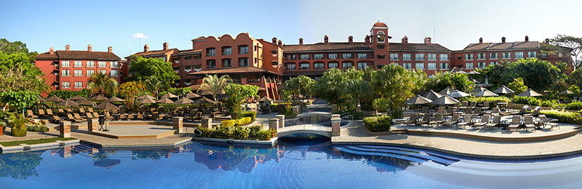 Отель, Marriott Los Suenos Resort, Лос Суэнос, Коста-Рика, гольф