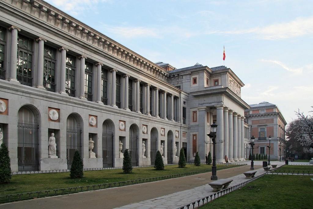 Музей Прадо (Museo del Prado) Мадрид, Испания