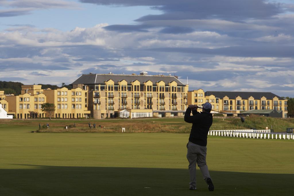 Old Course Hotel, отель, гольф, путешествия Сент-Эндрюс, Шотландия