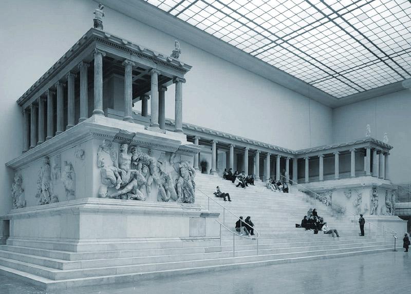 Пергамский музей (Pergamon Museum) Берлин, Германия