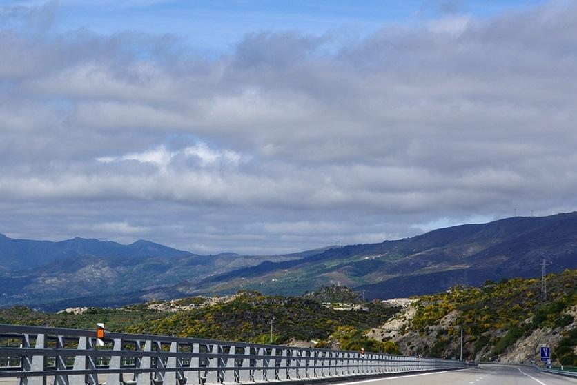 Дорога в Португалии