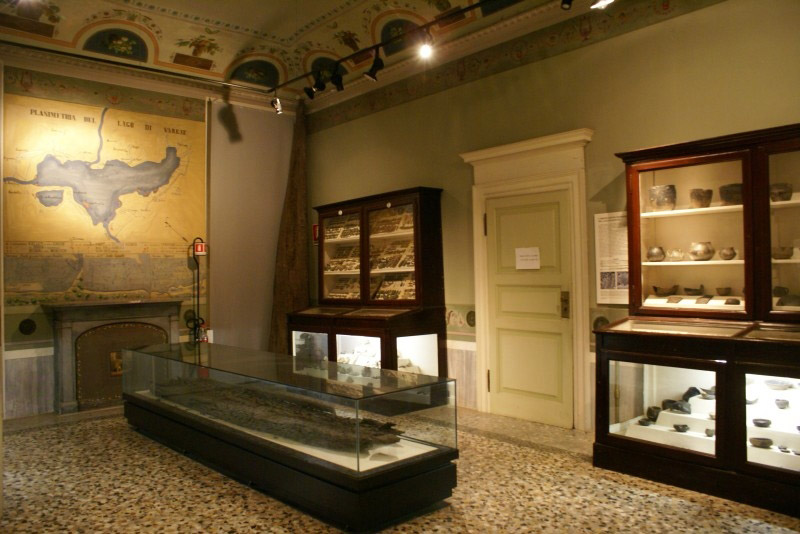 Археологический музей имени Паоло Джовио, Комо, Италия, путешествия