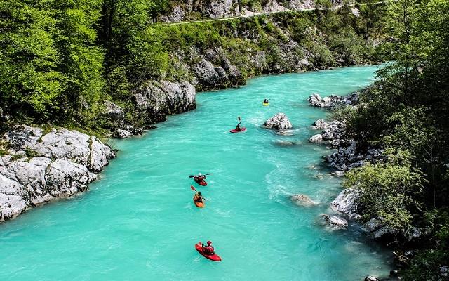 Соча – Бирюзовая река
