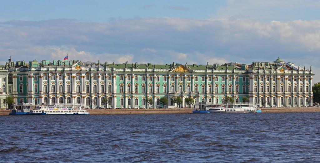 Эрмитаж (Hermitage Museum) Санкт-Петербург, Россия