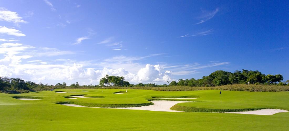Поле для гольфа, Terravista, гольф, Бразилия