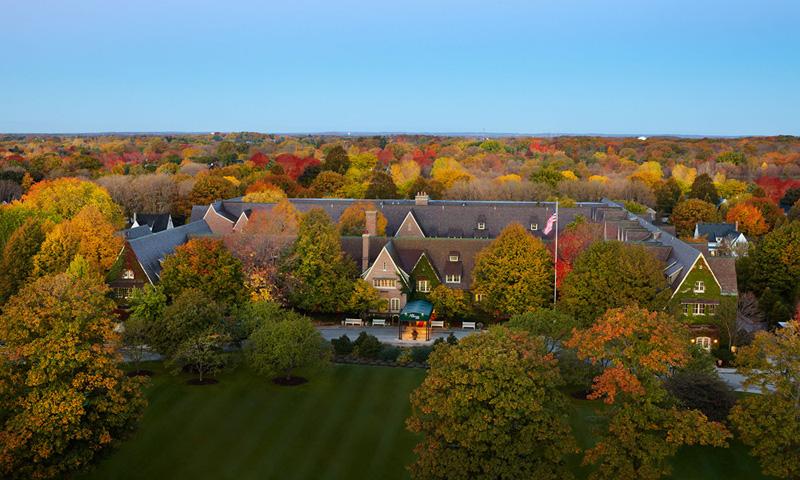 The American Club, Kohler, гольф, клуб, отель, Висконсин, США