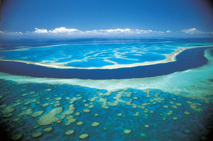 Австралийский Барьерный риф