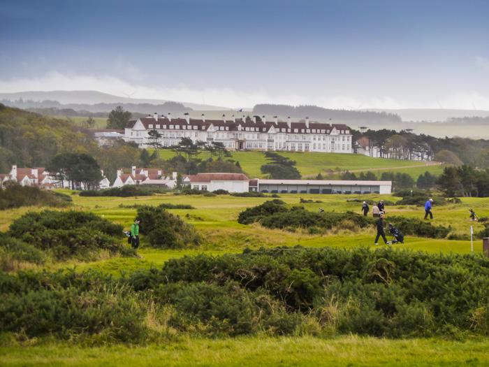 Лучшие гольф-отели в мире: Turnberry Golf Resort, United Kingsdom