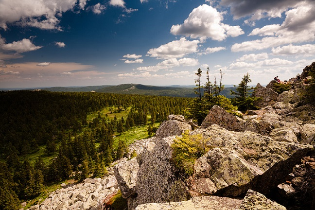Уральский парк Таганай