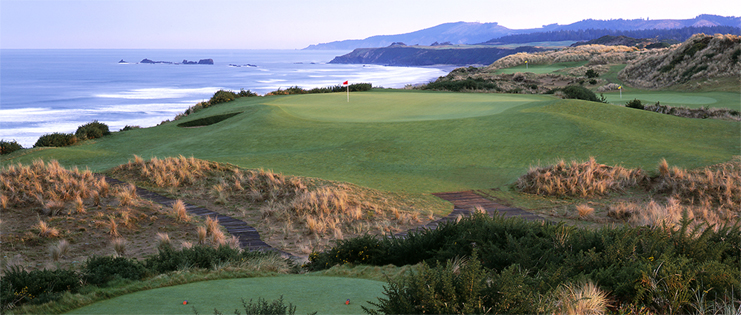 Гольф-поле Whistling Straits, The American Club, Kohler, Висконсин, США, гольф, клуб, путешествия
