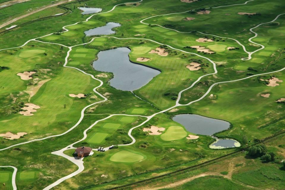 Поле для гольфа, гольф, Zavidovo Golf Club, Россия